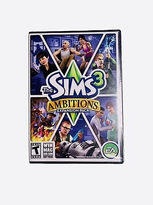 £17.24 • Buy The Sims 3: Ambitions PC MAC