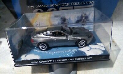 £4.99 • Buy James Bond Car Collection Aston Martin.P&P Discount On Multiple Purchases.