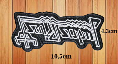 £2.79 • Buy Judas Priest Heavy Metal Punk Iron/sew On Music Patch Embroidered Applique Badge