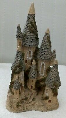 £50 • Buy Rare David Winter Very Collectible Fairy Tale Castle Great Item