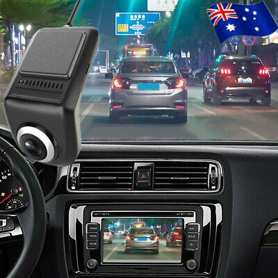 AU39.99 • Buy HD 1080P Car Dash Cam DVR Video Recorder Parking Monitor DV GPS For Android Navi