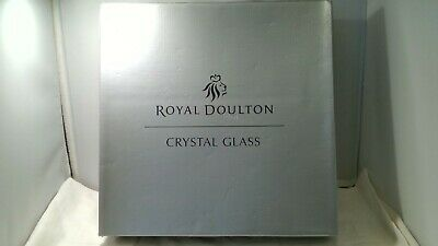 £19.99 • Buy Royal Doulton Four Ambience Champagne Flutes