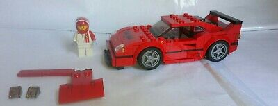 £6 • Buy LEGO Speed Champions Ferrari F40 Competizione (75890) With Instructions
