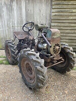£2850 • Buy 1955 Compact Tractor One Off Well Made Vintage Jap5 Engine Rare