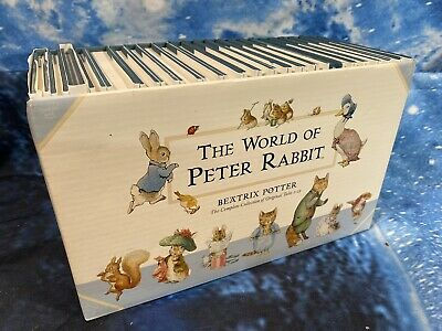 £25.64 • Buy The World Of Peter Rabbit Beatrix Potter, The Complete Collection 1 - 23