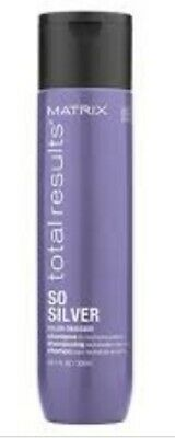 £8.01 • Buy Matrix Total Results Color Obsessed So Silver Shampoo 10.1 Oz