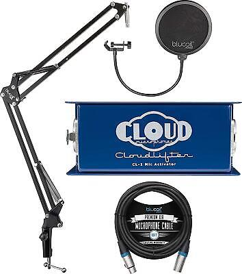 £164.85 • Buy  Cloud Microphones CL-1 Cloudlifter 1 Channel Microphone Activator For Dynamic,