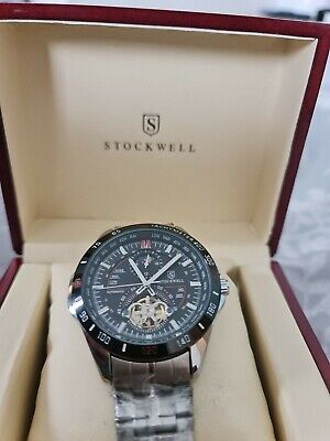 £120 • Buy Stockwell Mechanical Automatic Watch