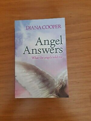 £4.50 • Buy Angel Answers By Diana Cooper What The Angels Have Said