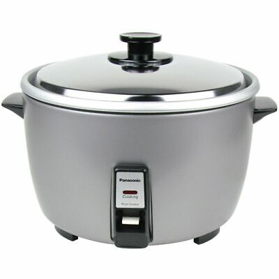 £157.49 • Buy Panasonic SR-42HZP Electric 23-Cup Commercial Rice Cooker