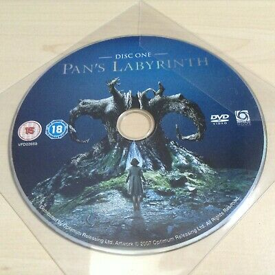 £1.59 • Buy DISC ONLY - Pan's Labyrinth - Fantasy DVD Region 2 - MOVIE DISC ONLY
