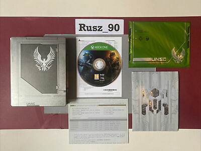 £20 • Buy Halo 5 Guardians Xbox One Limited Edition Tin Metal Earth Model & Spartan Orders