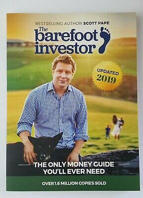 AU16.65 • Buy The Barefoot Investor: The Only Money Guide You'll Ever Need By Scott Pape