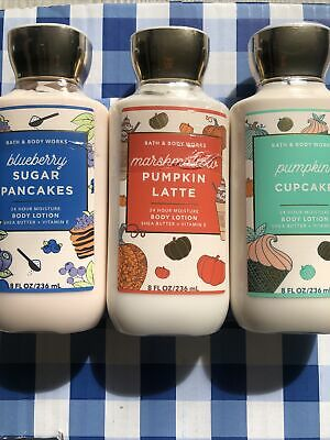 £30 • Buy Bath And Body Works Set Of 3 Body Lotions