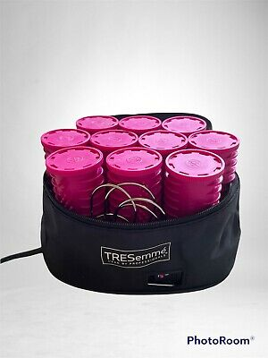 £14.99 • Buy Tresemme Heated Rollers Set Mini Travel Kit With Pins 3039U Working