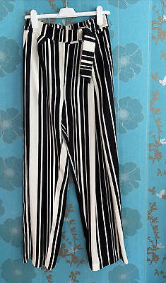 £9.99 • Buy River Island Palazzo Trousers 12 New