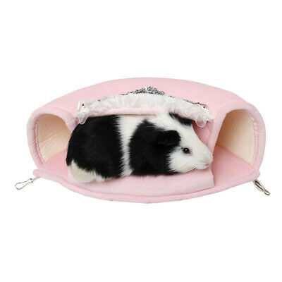 £16.30 • Buy 1pc Hammock Plush Tunnel Hanging Hanging Sleeping Bed Pet Supplies For Home