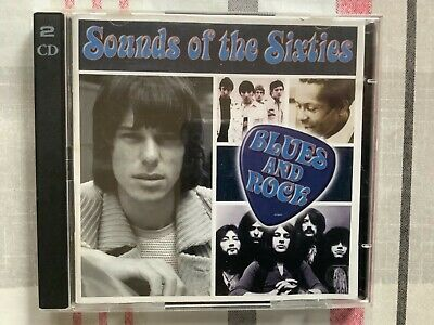 £7.99 • Buy Sounds Of The Sixties - Blues And Rock Cd Time Life