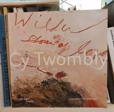 £103.44 • Buy Cy Twombly L'exposition Art Book