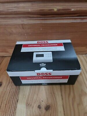 £30 • Buy BOSS Twin Channel Central Heating/ Hot Water Universal Programmer 7, 5/2 Day NEW