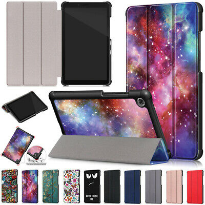 AU15.59 • Buy For Lenovo Tab M7 3rd Gen Tablet TB-7306F 7  Leather Case Folio Stand Kids Cover