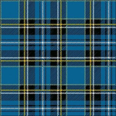 £5.20 • Buy Ambiente 3 Ply Paper Napkins, Scottish Blue Party Dinner Lunch Crafts