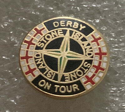 £5.99 • Buy Old Rare Derby County Supporter Enamel Badge Worn With Pride By Hooligan Firm