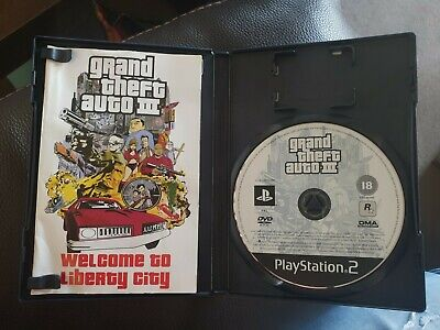 £2.85 • Buy Grand Theft Auto 3 - Complete PS2