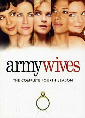 £9.09 • Buy Army Wives: Complete Fourth Season [DVD] NEW!