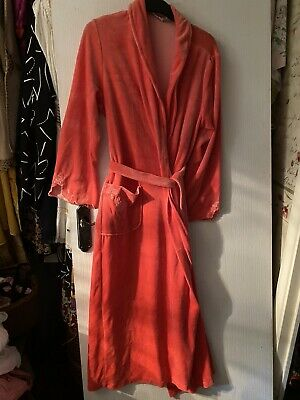 £12 • Buy Cotton Real Dressing Gown Velour