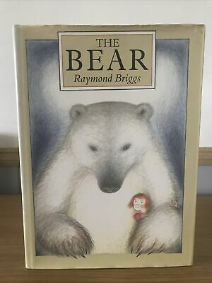£13.99 • Buy The Bear By Raymond Briggs HB DJ 1994 1st Edition Illustrated