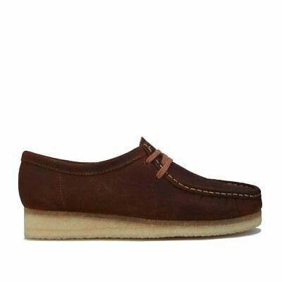 £73.94 • Buy Women's Clarks Originals Wallabee Leather And Suede Upper Shoes In Brown