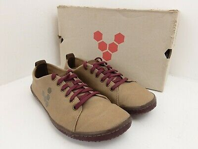 £38 • Buy Vivo Barefoot Men's Shoes Freud II M Olive Canvas Size 44 UK 9.5 Exc Condition