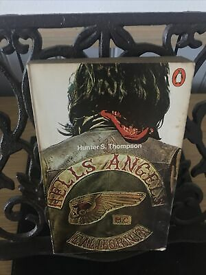 £17.99 • Buy Hell's Angels California By Hunter S Thompson 1971
