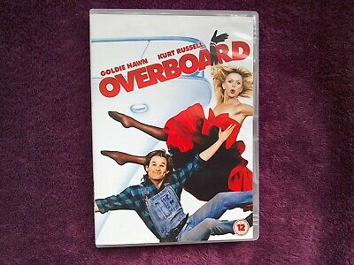 £1.30 • Buy Overboard DVD. Romantic Comedy (1987) Starring Goldie Hawn, Kurt Russell