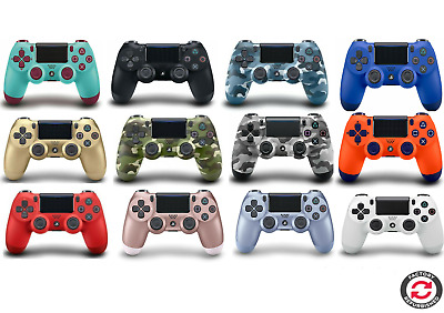 AU55 • Buy Wireless Bluetooth Controller For Sony PlayStation 4 PS4 DualShock Refurbished