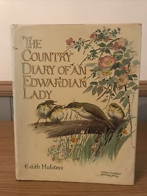 £4.99 • Buy The Country Diary Of An Edwardian Lady By Edith Holden 1984 HB DJ Illustrated