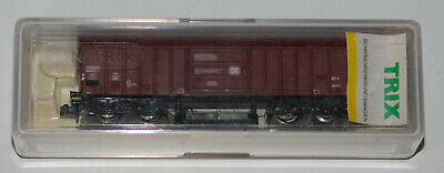 £25 • Buy TRIX 15500 DB Taes WAGON TRACK CLEANING + 2 SPARE CLEANING PADS. N GAUGE