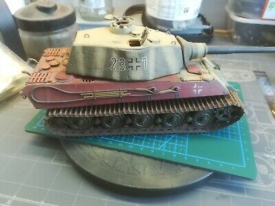 £24.99 • Buy 1/35 Built And Painted King Tiger