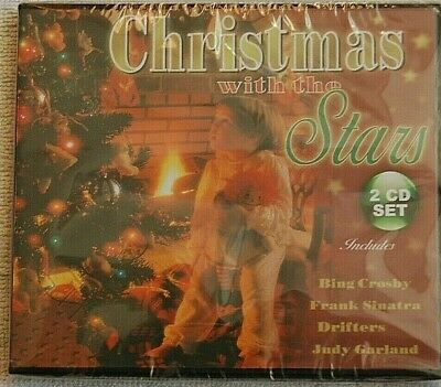 £2.99 • Buy Christmas With The Stars 2 CD Set Brand New And Factory Sealed