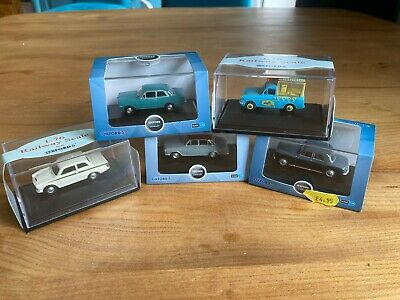 £0.99 • Buy Oxford Diecast Rover P4 Plus Four Other Cars From The 1950s And 60s