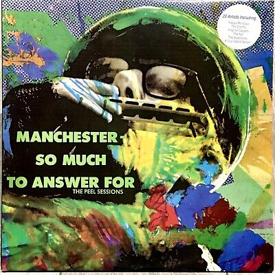 £9.99 • Buy Manchester So Much... Peel Session DoubleLP In NM Con Fall, Smiths, HappyMondays