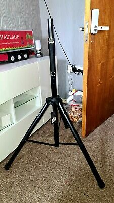 £15 • Buy STAGG TRI POD  Stands  Up To 60 Kg Tripod Speaker DJ PA Disco Stands PAIR
