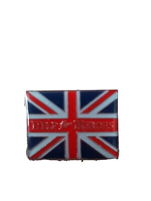 £3 • Buy Help For Heroes Official Pin Badge