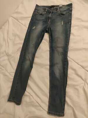 £9 • Buy Next Relaxed Skinny Jeans Size 8R