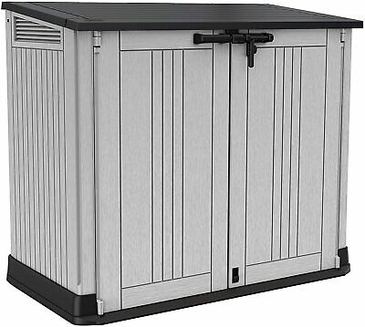 £168.99 • Buy Keter Store It Out Nova Outdoor Plastic Garden Storage Shed