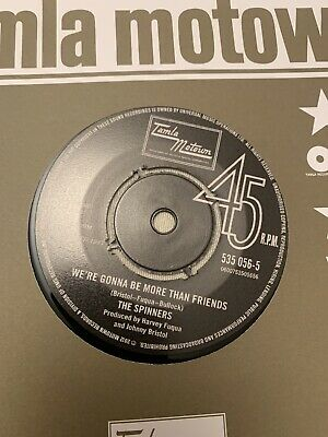 £50 • Buy The Spinners.we're Gonna Be More Than Friends/kim Weston. You Can Do It