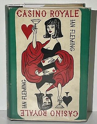 £200.10 • Buy Ian Fleming Casino Royale 5th Impression 1959 In Dust Wrapper V Good