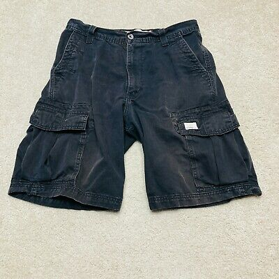 £13.33 • Buy Vintage 90s Levis Cargo Shorts 32 Sailing Nautical Hiking Tommy Camping Outdoor