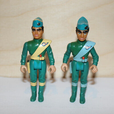 £1 • Buy VINTAGE THUNDERBIRDS Figures MATCHBOX 1992 Collectable 3.5  X 2